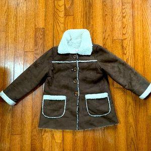 Adorable Brown Coat!